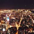 From Empire State Building obseration deck①