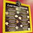 We love Coldstone! ②@Times Square