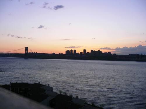 SUNRISE @ Manhattan①