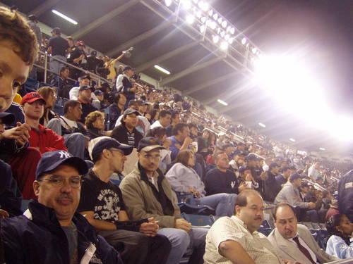 Yankees big fans